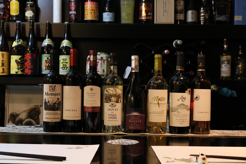神戸 ルーマニアワイン おばんざい